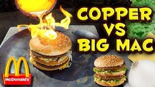 Molten Copper vs Big Mac