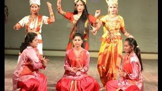 Maa Saraswati, Maa Durga, Maa Laxmi - Vandana Dance - Kala Ankur Ajmer