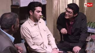 """هل يستحق """"وليد"""" محمد الشرنوبى .... ما حدث معه ؟ ..... الحلقة 11 من مسلسل """" بين السرايات """""""
