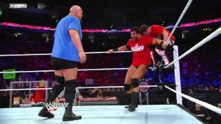 Raw: 20-Man Raw vs. SmackDown Battle Royal