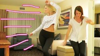 HOTEL COMIC CON DANCE PARTY!!!