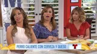 Ariadna Gutiérrez en Un Nuevo Día - Telemundo