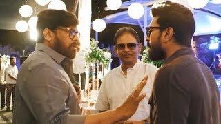 Allu Arjun Brother Allu Bobby's Wedding Reception Full Video   Chiranjeevi   Ram Charan
