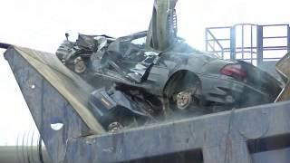 Ing.Bonfiglioli DRAKE metal scrap & cars shredder in North America