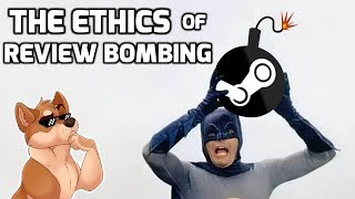 Is Review Bombing Ethical?