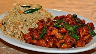 Homemade Chicken Chilli Dry Recipe - Chicken Chilli Dry Fry