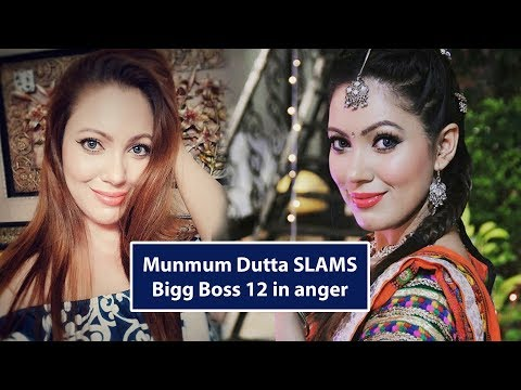 Xxx Mp4 Taarak Mehta Ka Ooltah Chashma Actor Munmum Dutta SLAMS Bigg Boss 12 In Anger 3gp Sex