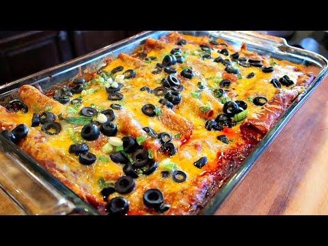 The Best Tex Mex Ground Beef Enchiladas Easy Steph by Steph Views recipe