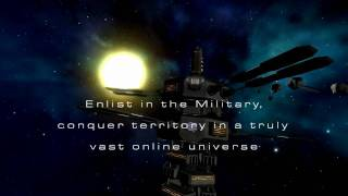 Vendetta Online HD short trailer - Space MMORPG for Mac, Windows, Linux and Android.