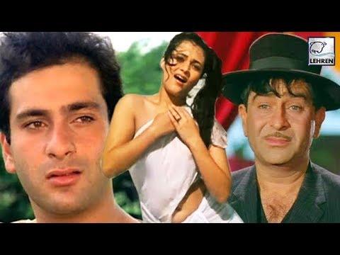 Xxx Mp4 Raj Kapoor और Rajiv Kapoor के बिच झगडे की वजह बनी Mandakini 3gp Sex