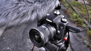 DSLR Tutorial: How to shoot a documentary & what gear to use!