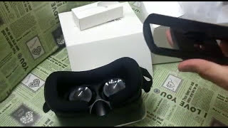 كيفية تشغيل نظارة VR BOX