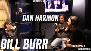 Dan Harmon & Bill Burr - Drunk Podcasting, Butt Play, Horror Films - Jim Norton & Sam Roberts