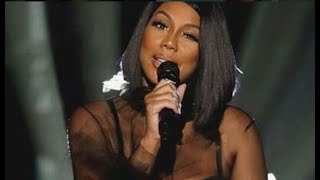 Tamar Braxton singing
