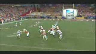 McCoy to Cosby Game Winning TD Fiesta 09