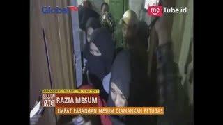 Pasangan Muda Mudi Mesum Digerebek Petugas di Kamar Hotel - BIP 19/06
