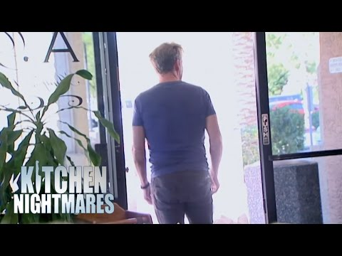 Ramsay Walks Away For The First Time Ever Kitchen Nightmares