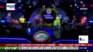 Monir Khan best song for ever    poscime mosjid dokkhine mondir    best television live performance