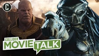 Infinity War Sets China Box Office Records + Predator Trailer First Look - Movie Talk