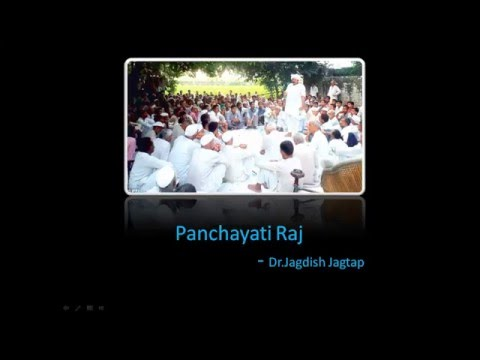 Laxmikant Polity : Panchayati Raj