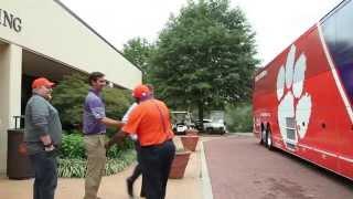 Clemson Athletics    Champion Coach Wrap