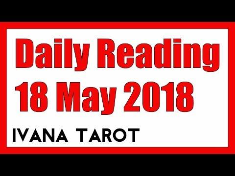 💖  Very very Lucky Day - Daily Tarot Reading 18 May 2018