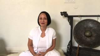 مراقبه - از عشق بگو Meditation By Ferdos Maleki