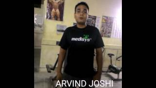 Arvind joshi explain about exercise benefits in HINDI