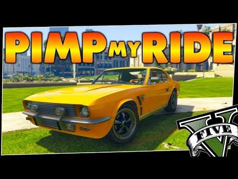 GTA 5 - Pimp My Ride #237 | RAPID GT CLASSIC | NEW Car Customization