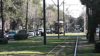 New Orleans Riverfront and St. Charles Streetcars