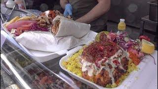 Mediterranean Fish Grill, London Yummy Street Food