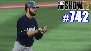PLAYING THE BEARDED YELICHES! | MLB The Show 18 | Road to the Show #742