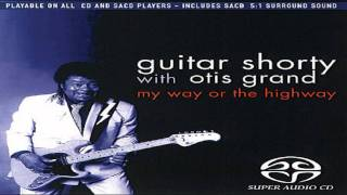 Guitar Shorty - It's Too Late