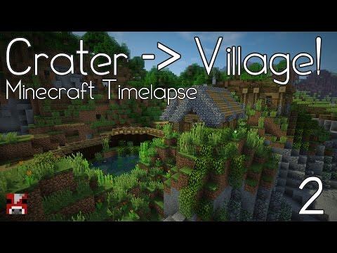 Xxx Mp4 Minecraft Timelapse TNT Crater Into Village Transformation Pt 2 WORLD DOWNLOAD 3gp Sex