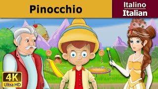 Pinocchio - favole per bambini raccontate - 4K UHD - Italian Fairy Tales