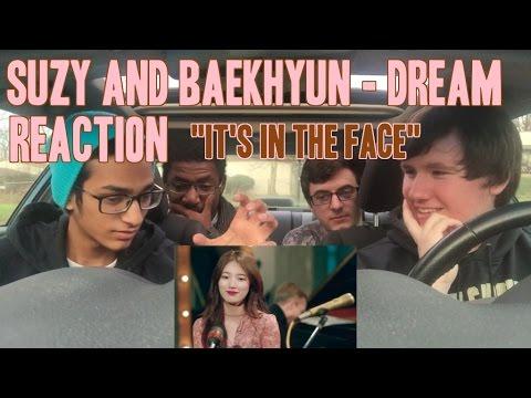 Suzy & Baekhyun - Dream MV Reaction (Non-Kpop Fan)