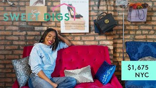 What $1,675 Will Get You In NYC   Sweet Digs Home Tour   Refinery29