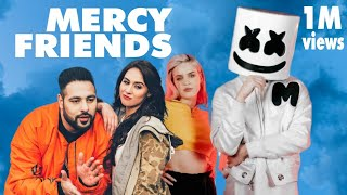 Friends - Mercy (9xm Smashup By DJ Rink) (Mod Video)