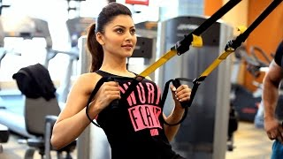 Urvashi Rautela Reveals Her Fitness Mantra | Hot Workout | follo.in