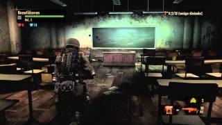 RE Revelations 2 - Wesker y Hunk en el Modo Raid