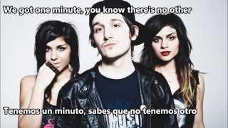 Krewella - One Minute [Subtitulado Español]