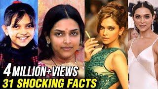 Deepika Padukone SHOCKING UNKNOWN Facts | From Ranbir To Ranveer | Happy Birthday Deepika Padukone