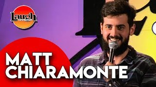 Matt Chiaramonte | Waxing My Butthole | Laugh Factory Chicago Stand Up Comedy