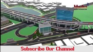 Vision 2021 Dhaka bangldesh 3D model