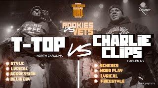 CHARLIE CLIPS VS T-TOP SMACK/ URL | URLTV
