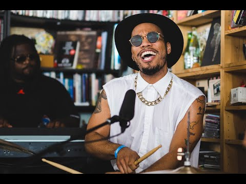 Anderson .Paak & The Free Nationals NPR Music Tiny Desk Concert