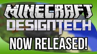 DesignTech Released! | Announcement & Download Instructions