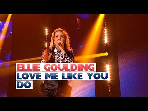 Ellie Goulding - 'Love Me Like You Do' (Jingle Bell Ball 2015)