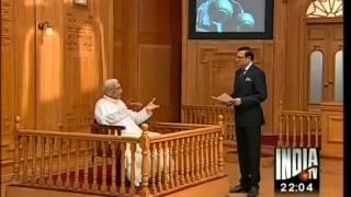 Rss Manohar - Aapki Adalat   07 09 2013 [1] [INDIA TV ke Sahyog se]