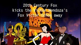 20th Century Fox kick the Victor Mendoza's Fox Victor Ochoa away